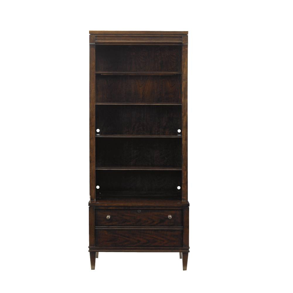 Stanley furniture avalon heights boulevard bookcase in chelsea amazon ca home kitchen