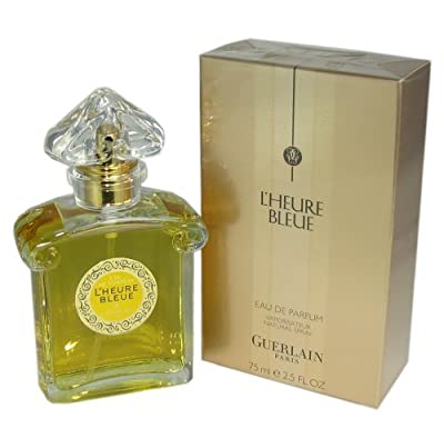 Lheure Bleu/guerlain Edp Spray 2.5 Oz (w)