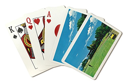 Maui, Hawaii - View of a Green at the Royal Kaanapali Golf Course (Playing Card Deck - 52 Card Poker Size with - Maui Gin