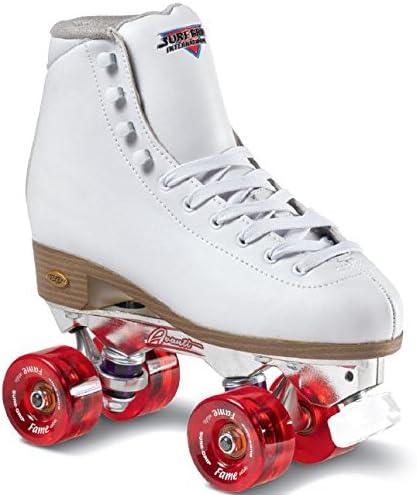 sure-grip Fame Avantiローラースケートパッケージ – ホワイトSZ 10