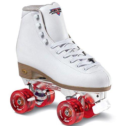 - Sure-Grip Fame Avanti Roller Skate Package - White sz 10