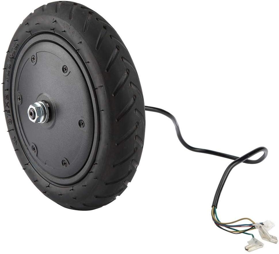 Neumático eléctrico de la Vespa, neumático de la Rueda del Motor para el Accesorio de la Pieza del Recambio del neumático de la Vespa eléctrica de Xiaomi M365, 250W