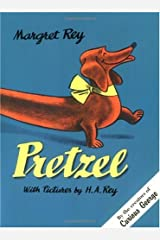 Pretzel (Curious George) Kindle Edition
