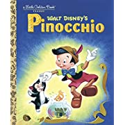 Pinocchio (Disney Classic) (Little Golden Book)