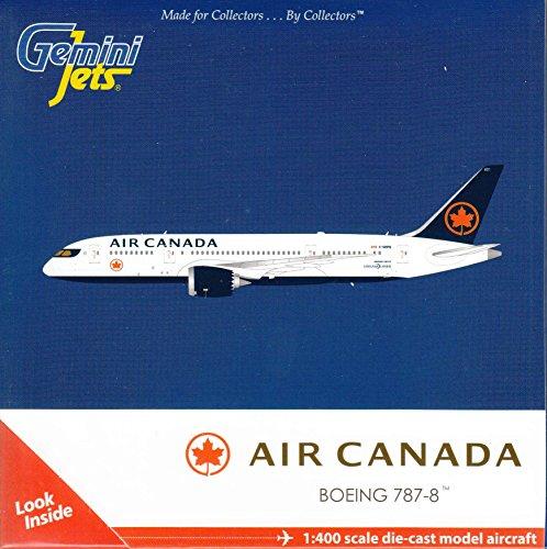 Gemgj1648 1 400 Gemini Jets Air Canada Boeing 787 8 Reg  C Ghpq  Pre Painted Pre Built