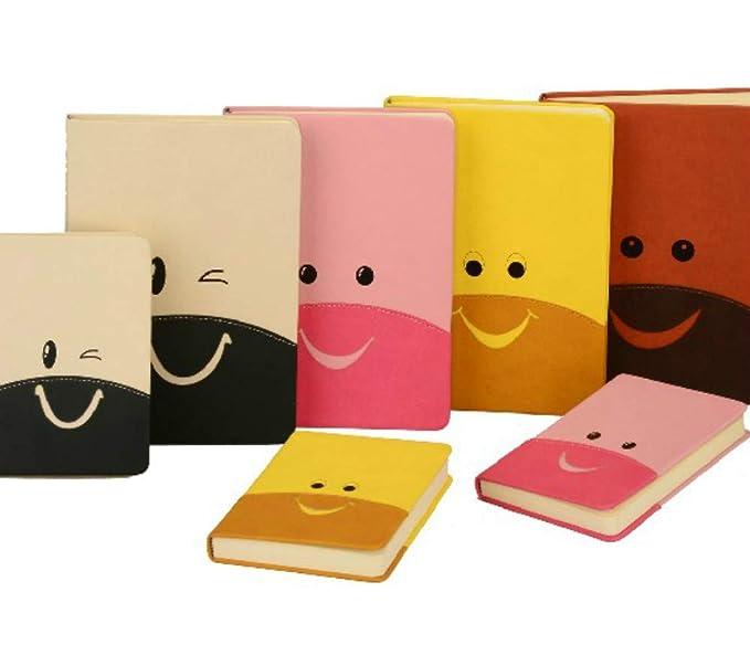 Amazon.com : Custom Design Printing Notebook, Leather Cover ...