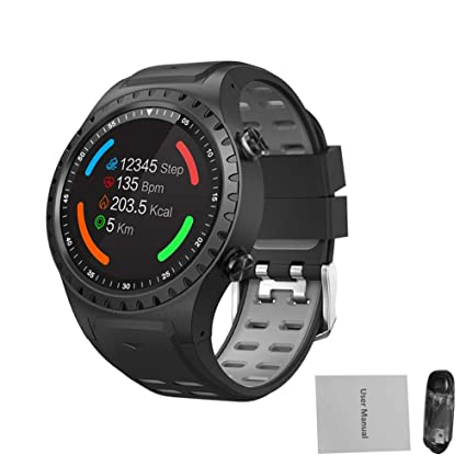 Amazon.com: Elementral Multi-Function Sports Smart Watch ...