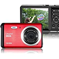 Mini Digital Camera,Vmotal 3.0 inch TFT LCD HD Digital...