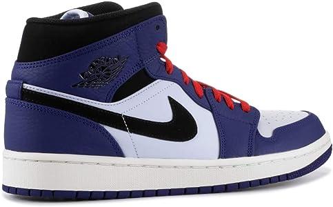 31f553de35b593 AIR Jordan 1 MID SE  DEEP Royal Blue  - 852542-400. Jordan 1 Mid SE Deep  Royal Blue Black