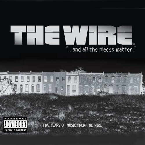 Cover of The Wire:...And All The Pieces Matter: Five Years Of Music From The Wire (Deluxe Complete Edition)