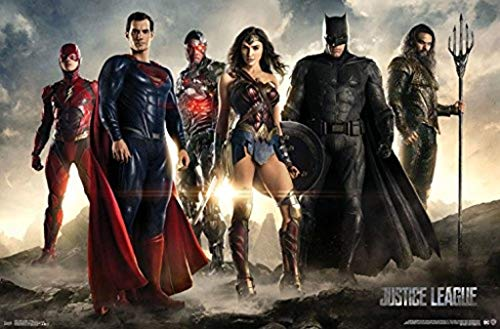 Trends International Wall Poster Justice League Group