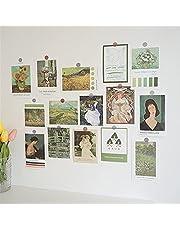 Morantsale 30 Stks Klassieke Landschap Beroemde Olieverfschilderij Papier Muurstickers Decoratie Fotografie Props Art Accessoires Home Decor