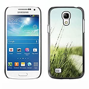 "For Samsung Galaxy S4 Mini (NOT for regular S4) , S-type Naturaleza Hermosa Forrest Verde 20"" - Arte & diseño plástico duro Fundas Cover Cubre Hard Case Cover"