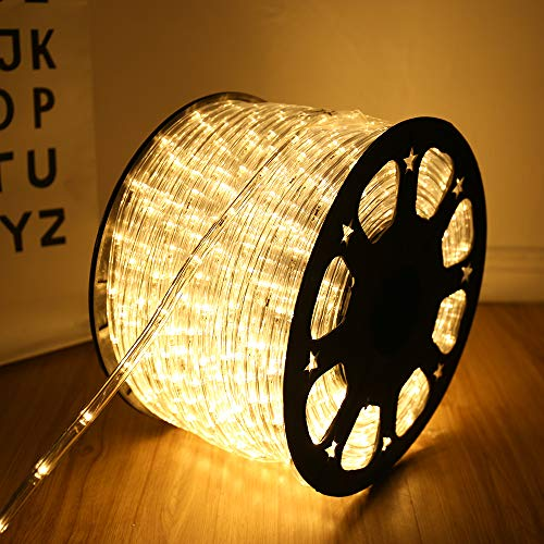 Outdoor Rope Light Designs in US - 9