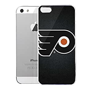 Light weight with strong PC plastic case for iPhone iphone 6 4.7 Sports & Collegiate NHL Philadelphia Flyers Philadelphia Flyers Black Background