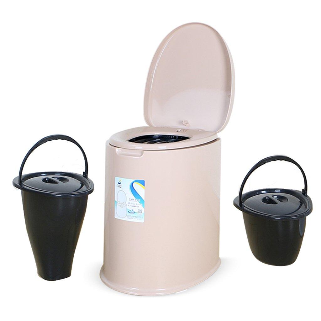 トイレチェアトイレ旅行キャンプハイキングピクニックアウトドア (色 : ブラウン ぶらうん) B07CXQSDS6  ブラウン ぶらうん