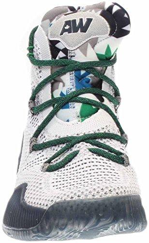 Baloncesto Locos Zapatos Primeknit Explosivos De Adidas Men B42405 ...