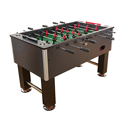 - Playcraft Pitch Foosball Table, Charcoal