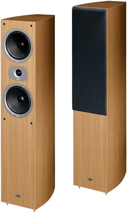 Heco Victa 501 Standlautsprecher Cognac 1 Paar Audio Hifi