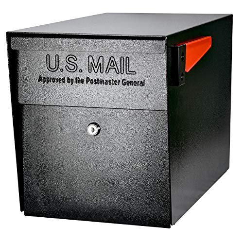 Mail Boss 7106 Curbside Security Locking Mailbox