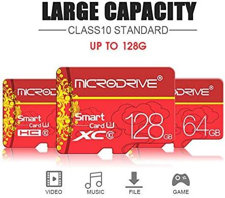 Mini tarjeta sd, tarjeta de memoria de 64 GB a prueba de ...