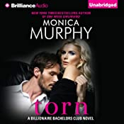 Torn: A Billionaire Bachelors Club Novel | Monica Murphy