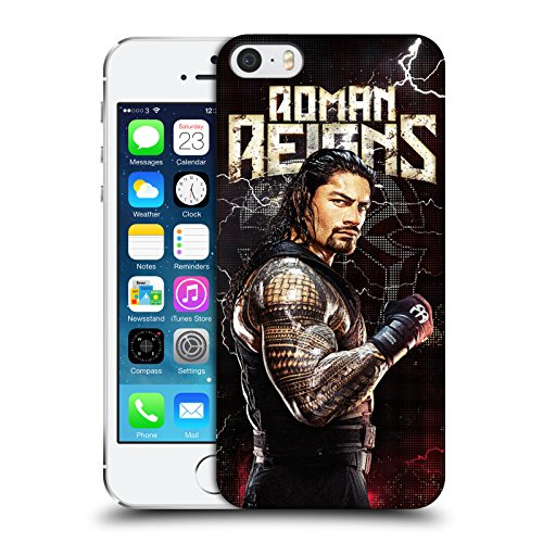 Official WWE Roman Reigns Superstars Hard Back Case for Apple iPhone 5 iPhone 5s iPhone SE