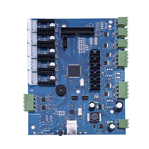 Alloet 1280 16U Motherboard Main Controller Panel Driver Board for 3D Printer