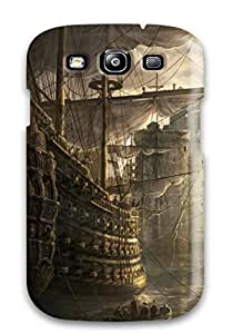 Awesome Design Empire Total War Hard Case Cover For Galaxy S3