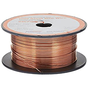 US Forge Welding Solid Mild Steel MIG Wire .035 2-Pound Spool #00672