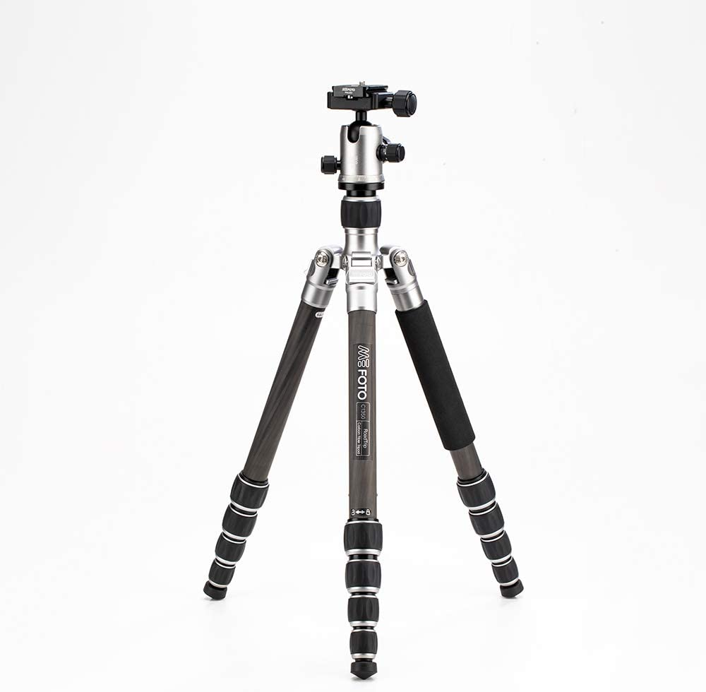 MeFoto RoadTrip Lightweight Carbon Fiber Tripod