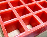 PROGrid Molded Fiberglass Grating - V15-O30, 120 In Length