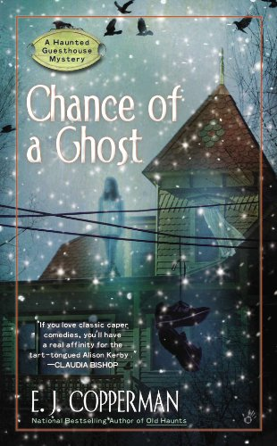 book cover of Chance of a Ghost
