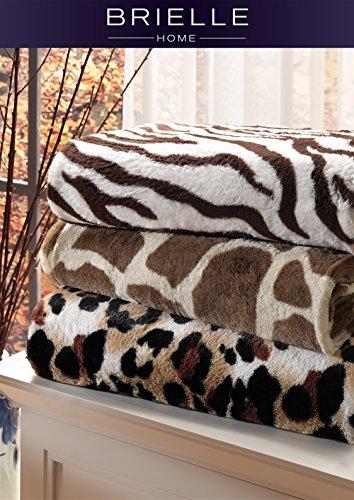 Zebra Throw Blanket - 7
