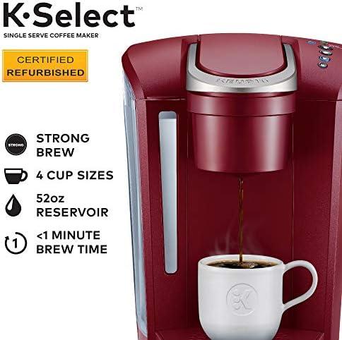Keurig K Select Certified Refurbished Strength