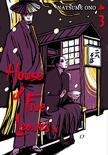 House of Five Leaves, Vol. 3