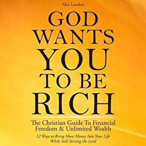God Wants You to Be Rich Audiobook