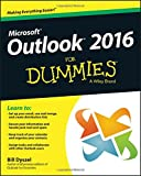 Outlook 2016 For Dummies