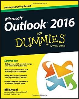 Outlook 2016 For Dummies: Amazon.es: Bill Dyszel: Libros en idiomas extranjeros