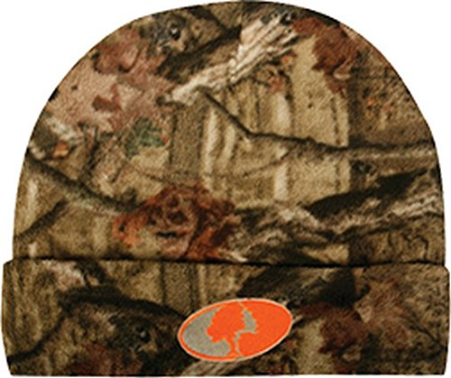 Mossy Oak Blaze Reversible Double Layer Fleece Watch Cap ()