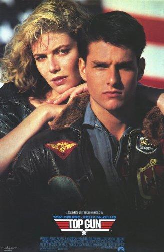 Top Gun 11x17 Movie Poster (1986)