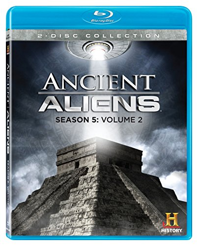 Ancient Aliens Season 5 Volume 2 [Blu-ray]
