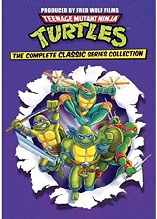 Amazon.com: Teenage Mutant Ninja Turtles: Complete ...