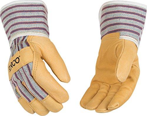 Grain Pigskin (Kinco 1917C-1 Childs Grain Pigskin Glove, 6