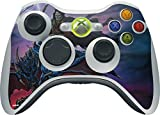 xbox 360 reaper skins for console - Fantasy & Dragons Xbox 360 Wireless Controller Skin - Ed Beard Jr. Dragon Reaper Vinyl Decal Skin For Your Xbox 360 Wireless Controller by Skinit