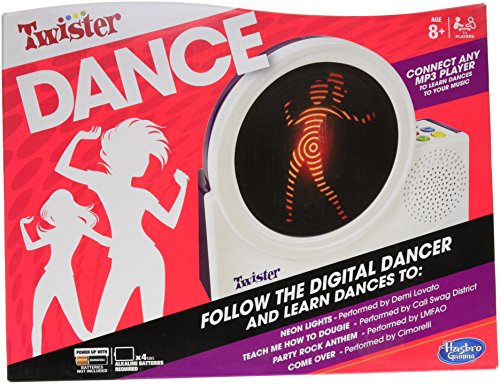 Hasbro Twister Dance Game by Hasbro by Hasbro