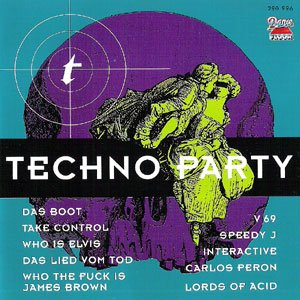 Price comparison product image Techno Party (Cd Compilation,  14 Tracks)