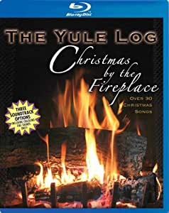Yule Log-Christmas By the Fireplace [Blu-ray] [Import]