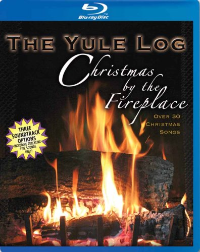 The Yule Log - Christmas by the Fireplace [Blu-ray]