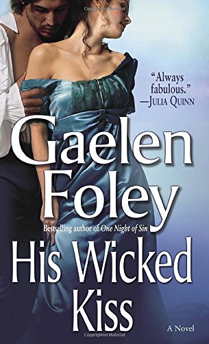 His Wicked Kiss: A Novel (Knight Miscellany)